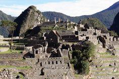 Machu Picchu Peru Overview photo. - www.machupicchuincacity.com