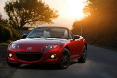 UK Gets 750 out of Mazda Anniversary Limited Editions Mazda Mx, Automotive News, 25th Anniversary, Driving Test, Car Show, Concept Cars, Super Cars, 25th Birthday, Sports