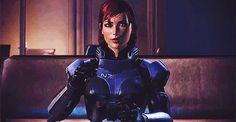 Happy Birthday Commander Shepard!Birthday: April 11, 2154