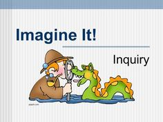 Imagine It! Inquiry. Why Use the Inquiry Process? Instruction in reading…