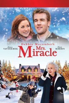 Mrs. Miracle.....One Of My Favorite Christmas Movies!
