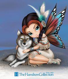 Cerise hood fairy