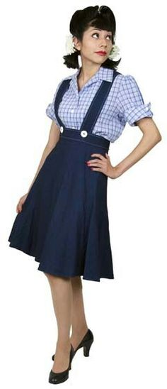 317990fd72c 111 Best jumper dresses and suspender outfits images
