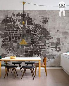 Modern Duvar Kağıtları Tasarımları - 2