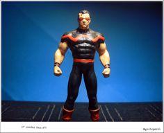https://flic.kr/p/vF9hAE | Wonder Man - Avengers - Marvel Heroes | Classic Marvel Figurine Collection - Eaglemoss