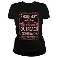 OUTREACH COORDINATOR T-Shirts, Hoodies (23$ ==► Order Here!)