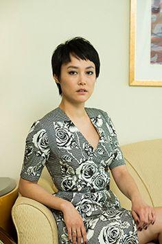 菊地凛子「想像力を豊かにできる存在に」:日経ウーマンオンライン【女子による女子のための映画・DVDガイド】