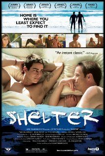 Shelter - When his college dreams are sidelined by family obligations, a young man finds comfort in surfing with his best friend's brother.