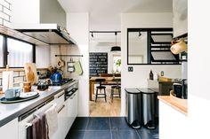 居住面積を設計でカバーする WORKS戸建リノベーション事例
