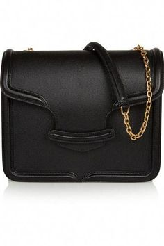 2cf7d3fcacd0 ALEXANDER MCQUEEN The Heroine Large Textured-Leather Shoulder Bag.   alexandermcqueen  bags