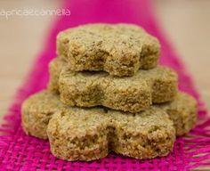 Biscotti con farina di segale integrale - myTaste.it Krispie Treats, Rice Krispies, Fodmap, Crepes, Biscuits, Sweets, Cookies, Desserts, Food