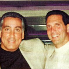 The Bonanno Crime Family acting boss Vinny Gorgeous & button Dominick Cicale.
