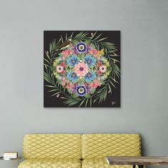 Discover «SPRING», Exclusive Edition Canvas Print by Gloria  Sánchez - From 45€ - Curioos