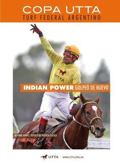 Indian Power, el gran ganador de la 2º Edición de la Copa Utta en Río Cuarto.    Foto: Marcelo Sarachi
