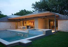 Chimney Corners Home by Webber + Studio Architects