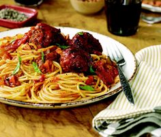Ultimate Spaghetti and Meatbrawls with Serious Sunday Gravy