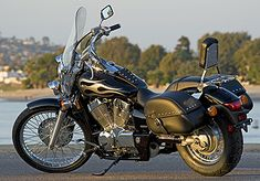 MD First Ride: 2007 Honda Shadow Spirit 750 C2 « MotorcycleDaily.com – Motorcycle News, Editorials, Product Reviews and Bike Reviews
