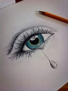 20 Amazing Eye Drawing Tutorials & Ideas - Brighter Craft Need some drawing inspiration? Well you've come to the right place! Here's a list of 20 amazing eye drawing ideas and inspiration. Why not check out this Art Drawing Set Artis… Eye Pencil Drawing, Realistic Eye Drawing, Pencil Art Drawings, Cute Drawings, Drawing Sketches, Disney Drawings, Eye Sketch, Sketches Of Eyes, Amazing Pencil Drawings