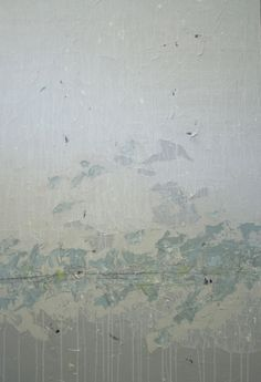 White Wash /Alexis Walter Art / The English Room Blog