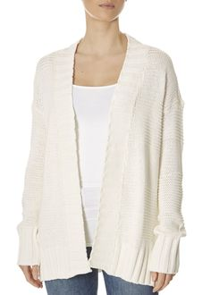 This is the Bleached White Cardigan by stunning brand 525 America. Leopard Dress, Pink Leopard, America Signature, America Outfit, 525 America, Modern Essentials, White Cardigan, Cardigans, Sweaters