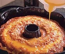 Orange Soaked Bundt Cake | Cook'n is Fun - Food Recipes, Dessert, & Dinner Ideas