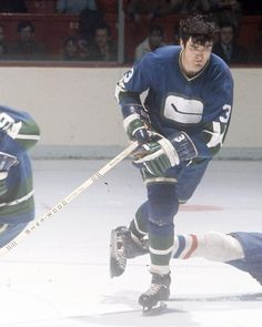 Pat Quinn was with the Vancouver Canucks from Day 1. In a way, this is our first day without him. It's a sad day.