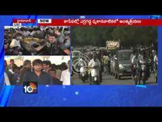 Uday Kiran Funeral At Erragadda Burial Ground- FreeGossips
