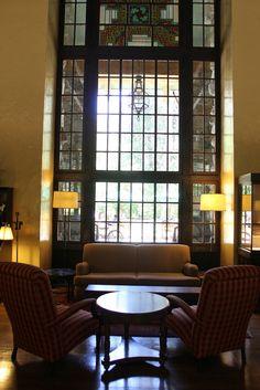 Yosemite National Park: Ahwahnee Hotel - Great Lounge