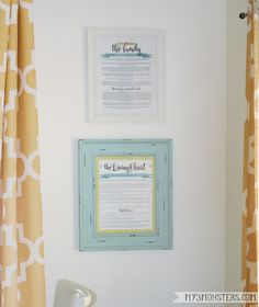 The Family Proclamation Printables
