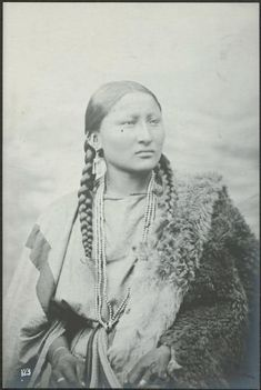 Huffman was in the right place at the right time to record images of some of the northern Plains people during the twilight of the buffalo-hunting days, as Lakota and Cheyenne surrrendered and, in