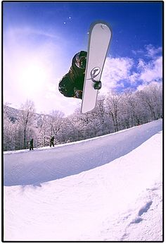 Learn to snowboard #myforeverdream