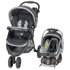 "Baby Trend Tri-Flex Travel System - Catalina Ice - Baby Trend  - Babies""R""Us"