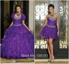 vestidos q se despegan para 15 anos 2014   Fotos de Vestidos de XV ...