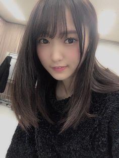 Asian Cute, Cute Asian Girls, Cute Girls, Kawaii Hairstyles, Beautiful Person, Kawaii Girl, Girls Image, Ulzzang Girl, Japanese Girl
