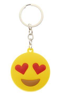 Primark - Porta-chaves emoji - 3€