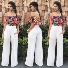 #summerlalet • Body na malha fluit ombro a ombro vazado na cintura R$: 99,00 • Calça pantalona no crepe off white R$: 149,00. - DISPONÍVEL NAS DUAS LOJAS E SITE. {Não está disponível na promoção} Apenas varejo. - Vendas online através do site: www.lalet.com.br (Link clicável na bio) - Whatsapp: ✆ (62) 8630-2511 - Thais E-mail: laletloja@gmail.com - ☏ Tel fixo Estação: (62) 3291-0640 ☏ Tel fixo Marista: (62) 3093-8360 • Horário de funcionamento Estação Goiânia: Terça a sexta das 09:00 ás...