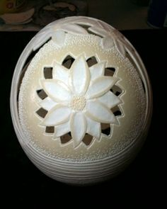 Designs for Egg Carving Art | Egg-Carving