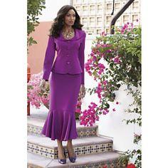 Jasmine Suit from Midnight Velvet®