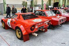 #Lancia #Stratos et #Fulvia au départ du #TourAuto au Grand Palais. Reportage complet : http://newsdanciennes.com/2016/04/19/cest-parti-tour-auto-2016-verifs-grand-palais/ #ClassicCars #Voitures #Anciennes #Racing
