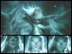 You can sound like Scary Galadriel if you speak into a fan in a deep voice!