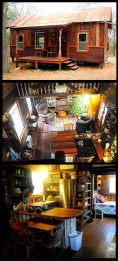 Texas Tiny Houses.