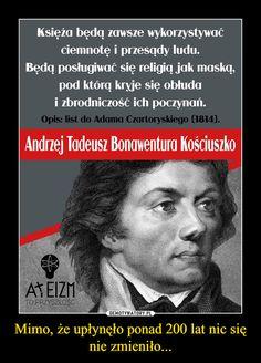 Demotywatory.pl True Stories, Sentences, Politics, Humor, Funny, Poland, Europe, Historia, Photos