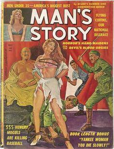 Pity, that erotic peril comic