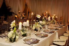 Feasting Table by Artistry Designs Group www.artistrydesignsgroup.com