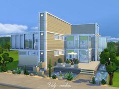 Visty6: Modern life • Sims 4 Downloads