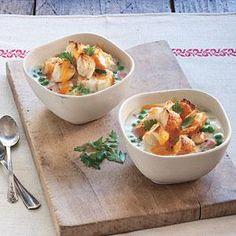 Loaded Potato Soup Recipe   MyRecipes.com