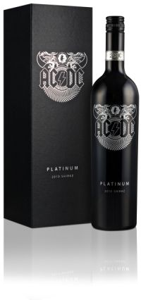 """Veteran rock band AC/DC are to launch a limited edition, """"super-premium"""", Barossa Valley Shiraz onto the market this September."""