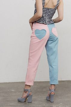 23 Pastel Outfits That Will Make You Look Cool - Global Outfit Experts - Cute Outfits Harajuku Fashion, Kawaii Fashion, Cute Fashion, Modest Fashion, Fashion Outfits, Fashion Trends, Lazy Fashion, Jeans Fashion, Fashion Fashion