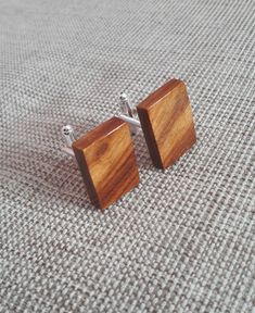 Excited to share the latest addition to my #etsy shop: Wooden Cufflinks for Men Hipsters Exclusive Boho Style Cherry Wood Gift Unisex Cufflinks Unique Wooden Cufflinks Wedding Mens Cufflinks http://etsy.me/2G5simD #accessories #cufflinks #brown #wood #boys #silver #peo