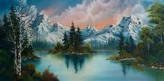 We Sale Bob Ross paintings by newbestpaintings.com